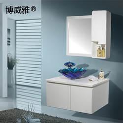 Bo weiya новый стиль твердый деревянный шкаф для ванной тумбочка под раковину в ванной комнате комбинированный настенный шкаф для ванной