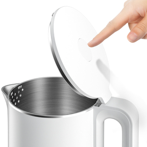 Image 5 - KONKA electric kettle 1.7L Large capacity 1500W smart water kettle Precise temperature control