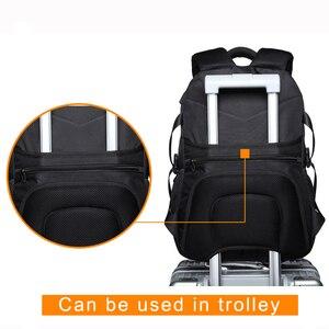 Image 4 - Мужской многофункциональный рюкзак VORMOR, модная водонепроницаемая сумка для ноутбука 15,6 дюйма с usb зарядкой, школьная дорожная сумка, 2020