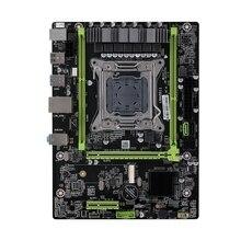 Jingsha X79M2 3.0 lga 2011マザーボード1000MbpネットワークカードSATA3.0 USB3.0 DDR3デュアルチャネルメモリM ATXデスクトップマザーボードps/2