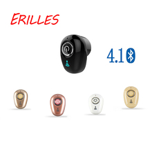 Mini Bluetooth Earphone S650 Wireless In-Ear Invisible Auriculares Earbuds