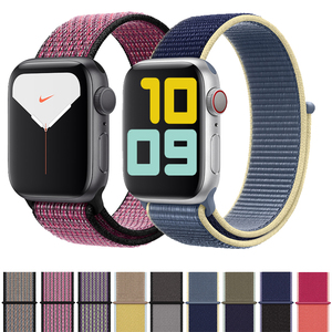 Sport Loop strap for Apple watch band 42