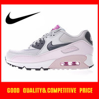 Original authentic Nike Air Max 90 women's running shoes outdoor sports shoes designer sports 2019 new breathable 616730 112