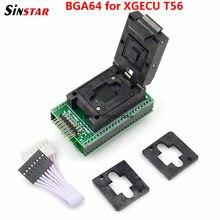 2020 mais novo BGA64-DIP48 adaptador ic soquete apenas para xgecu t56 programador
