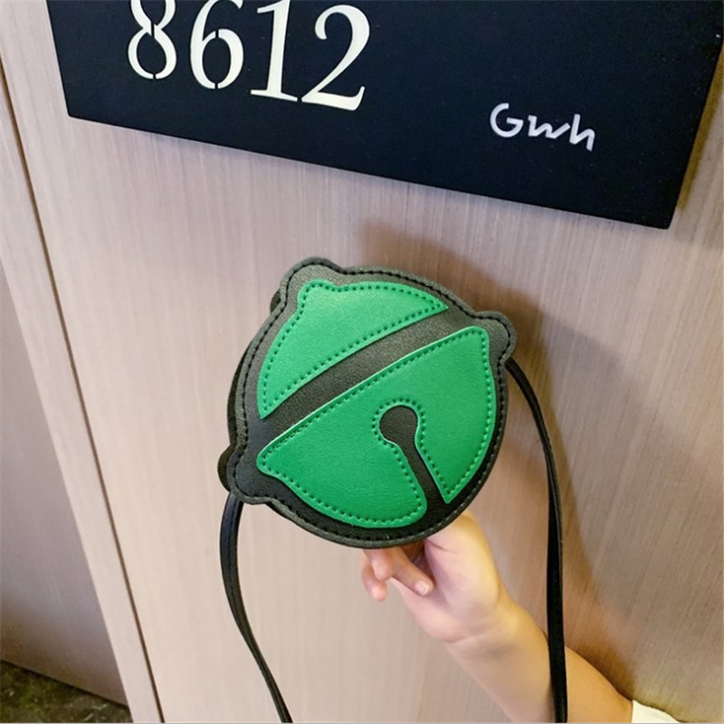Child Coin Purse Girl 39 s Mini Handbags Cute Bell Princess Crossbody Bags Girls Fashion Shoulder Small Bell Package Hot Sale