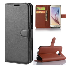 Wallet Cover Card Holder Phone Cases for Samsung Galaxy S7 edge S7 active Pu Leather Case Protective Shell(China)