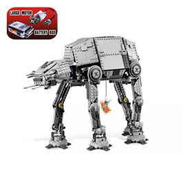 05050 Star Toys Wars Compatible With 10178 Motorized Walking AT-AT Set Assembly Toys Model Kids Christmas Gifts Building Blocks