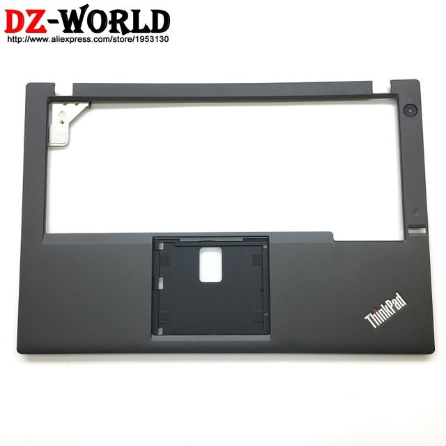 New Original Palmrest Upper Case keyboard Bezel With FPR Hole for Lenovo Thinkpad X240 X250 Laptop C Cover 00HT390  SM20F16544
