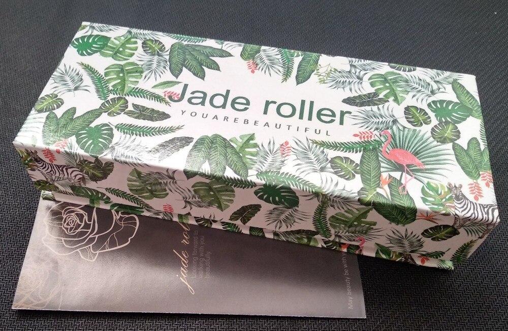 Face Roller Jade Massager-Best gift ever-