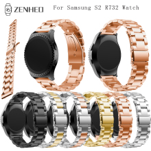 The new  20mm stainless steel watch bracelet replacement For Samsung Gear S2 R732 smart wristband