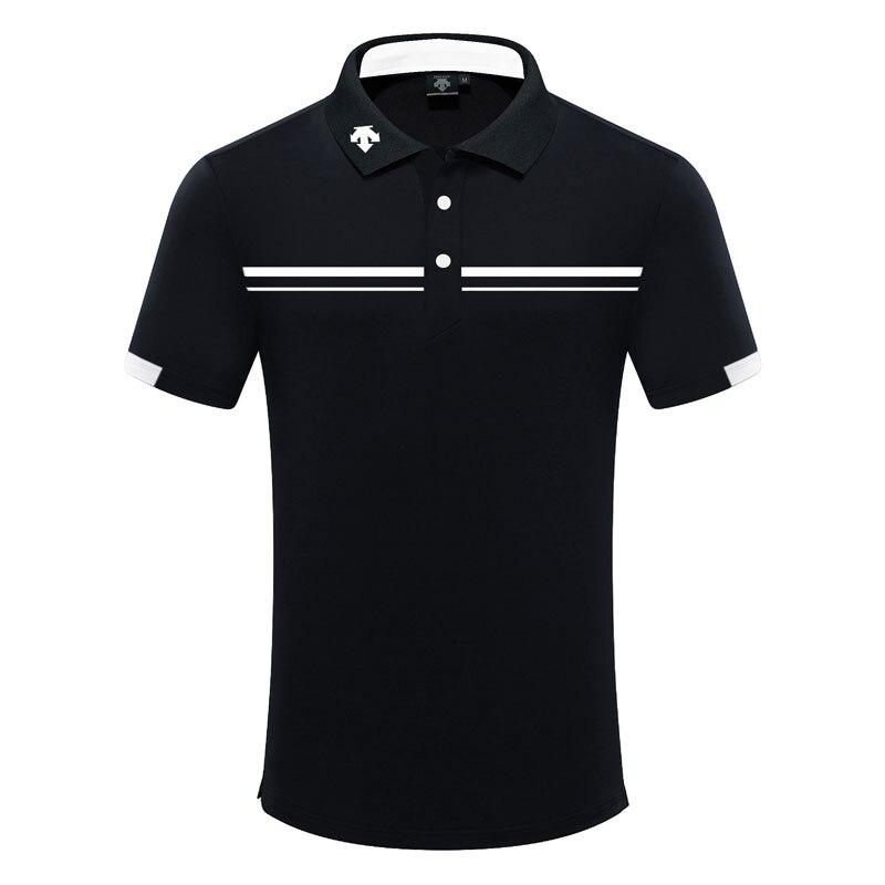 New Short Sleeves Golf Clothes Summer Men.s Short Sports Golf Shirt Leisure Golf T-Shirt Cooyute Free Shipping