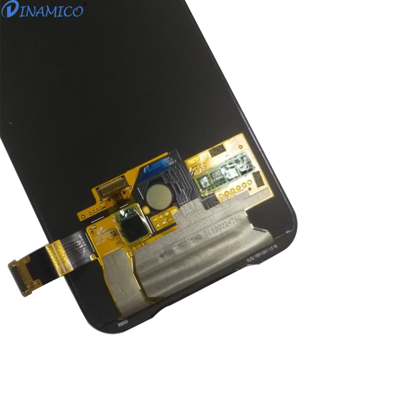 Image 4 - Dinamico For Xiaomi Black Shark 2 Lcd Display Screen +Touch Glass Digitizer Assembly Replacement Parts Black Shark Helo Lcd-in Mobile Phone LCD Screens from Cellphones & Telecommunications