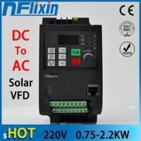 Venta Convertidor de frecuencia de Control vectorial NF9100 DC 200V 400V a inversor de bomba de agua