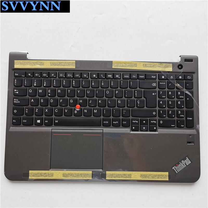Новая клавиатура для lenovo Thinkpad S5 S531 S540 с подставкой и сенсорной панелью испанский 00HM834 португальский 00HM846 корейский 00HM856