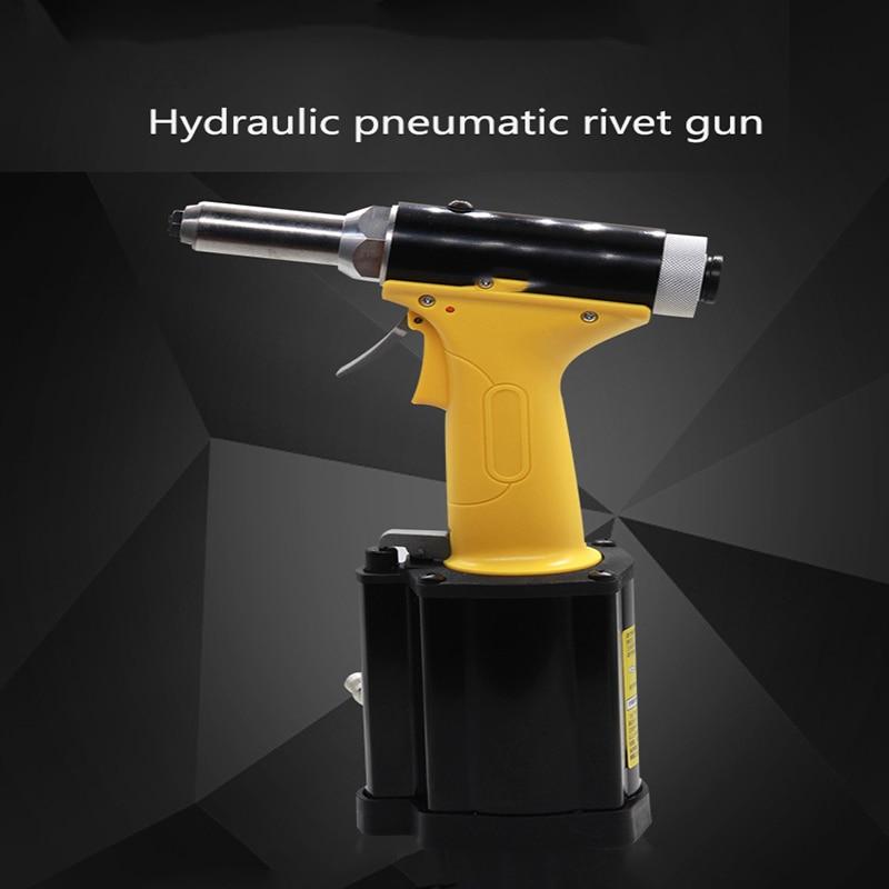 Industrial-grade Automatic Pneumatic Rivet Gun Self-priming Stainless Steel Blind Rivet Gun