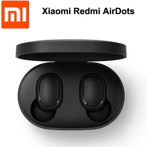 Livraison rapide Original Xiaomi Redmi Airdots TWS Bluetooth 5.0 sans fil Bluetooth écouteur stéréo basse écouteurs