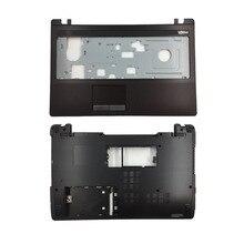 Coque inférieure pour ordinateur portable Asus, pour Asus A53T K53U K53B X53U K53T K53TA K53 X53B K53Z k53BY A53U X53Z 13GN5710P040 1
