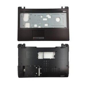 Image 1 - Dno etui na asus A53T K53U K53B X53U K53T K53TA K53 X53B K53Z k53BY A53U X53Z 13GN5710P040 1 laptopa obudowa do opierania dłoni