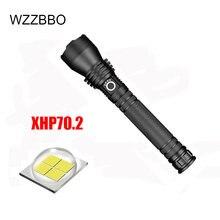 Самый мощный светодиодный фонарик xhp702 тактический фонарь