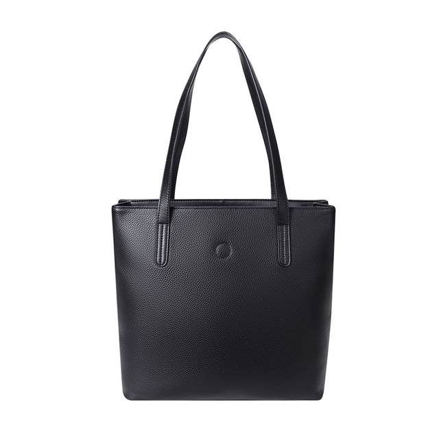 Foxer Floaty Cow Leather Big Tote Women