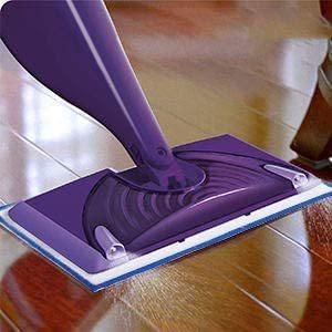 Image 5 - Vervanging Microfiber Mop Pads Voor Swiffer Wet & Dry Mop Starter, Wasbaar En Herbruikbare Vullingen
