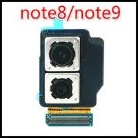 Высокое качество Оригинальная камера заднего вида для samsung Galaxy Note 8 N950F N950U Note9 N960F N960U большая камера заднего вида запасной модуль части