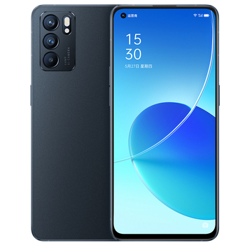 """DHL Fast Delivery Oppo Reno 6 5G Cell Phone 6.43"""" 90HZ OLED 64.0MP 65W Super Charger Screen Fingerprint OTA Dimensity 900 GPS 2"""