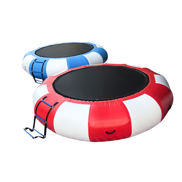 Inflatable Water Jumping Trampoline 6