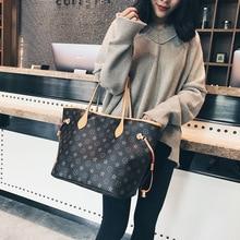 Bag 2019ins women's bag versatile tote bag large bag one shoulder large capacity handbag  Luxury Handbags Plaid Luis Vuiton 2020