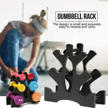 Weightlifting Dumbbell Stand Rack Fitness Weight Loss Home G