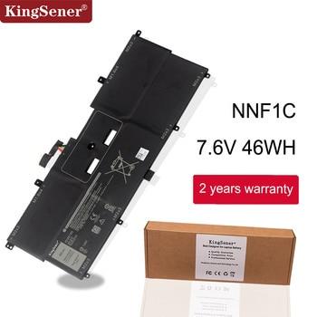 KingSener NNF1C Laptop Battery For Dell XPS 13 9365 Series XPS13-9365-D1605TS D1805TS HMPFH N003X9365-D1516FCN 7.6V 46WH