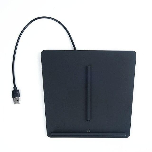 Double chargeur de téléphone de charge rapide sans fil de voiture de Port dusb pour Tesla MODEL3