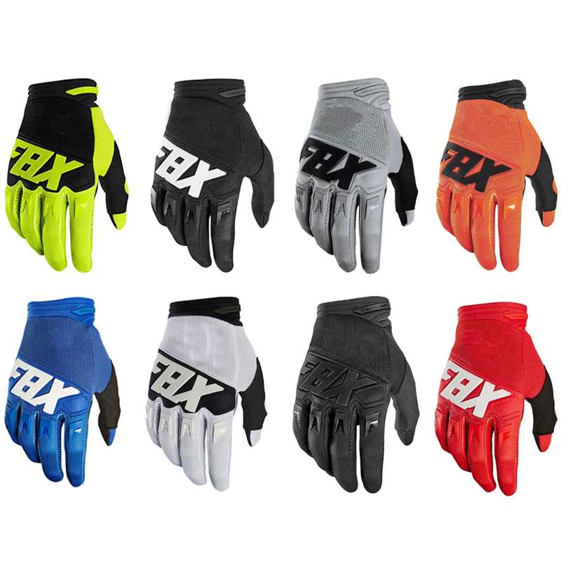 2020 MX Motorcycle Gloves BMX MTB Cycling Gloves Dirt Bike Bicycle Gloves Motorbike Racing Riding Motocross Gloves ATV Out Sport