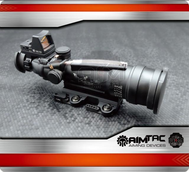 Acog TA11 5X40 BAC Optical Sight Scope 20MM Picatinny Mount 6