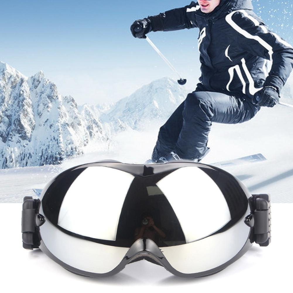 Mountain Skiing Eyewear Ski Snowboard Goggles Snowmobile Winter Sport Gogle Double-Layer Anti-Fog Snow Glasses Myopia Glass Suit
