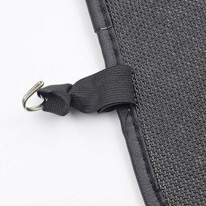 Image 5 - Vtear havalı F7 F7X koltuk pedi arka kapak koruyucu anti kick mat araba anti dirty pad korumak yastık iç aksesuarları parçaları