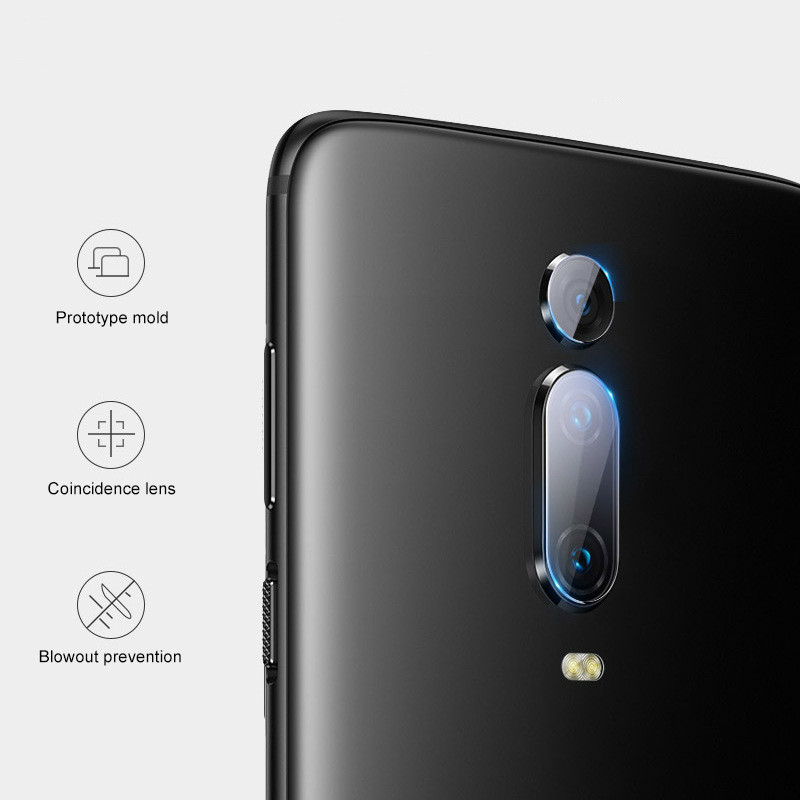 XINDIMAN Lens Protector for xiaomi Redmi K20 25D Full Tempered Glass on for xiaomi Redmi K20pro Back Camera Lens RedmiK20 K20pro in Phone Screen Protectors from Cellphones Telecommunications