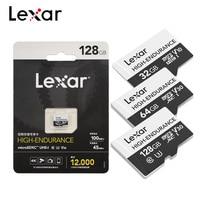 Lexar-tarjeta de memoria de alta resistencia A2 100 MB/s, 64GB, 128GB, V30, Clase 10, UHS-I, U3, Micro SD, 32GB, V10, TF, para vídeo 4K