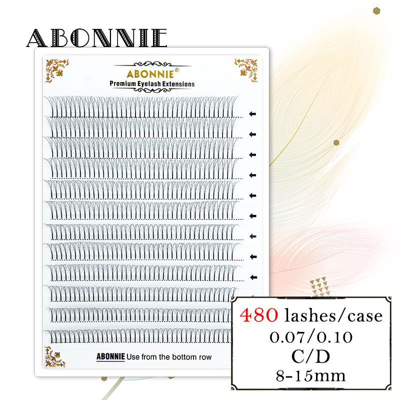 New Arrived Eyelash-Extensions Volume-Lashes Large Premade Fans Synthetic-Hair  Wholesale-Price