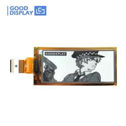 2,9 zoll e tinte flexible e-papier 4 graustufen epaper-display