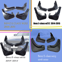 For Benz E-class W212 W213  mud guards mud Flaps Fender Splash guard Benz mudguards auto accessories Mud-flap 2008-2020