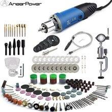 480w broca elétrica 6 velocidade infinitamente variável ferramenta elétrica rotativa mini gravador 110v/220v metalurgia máquina de perfuração etc