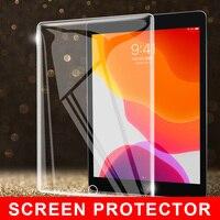 Protetor de tela de vidro temperado capa anti scratch film para ipad 10.2 Polegada tablet nc99