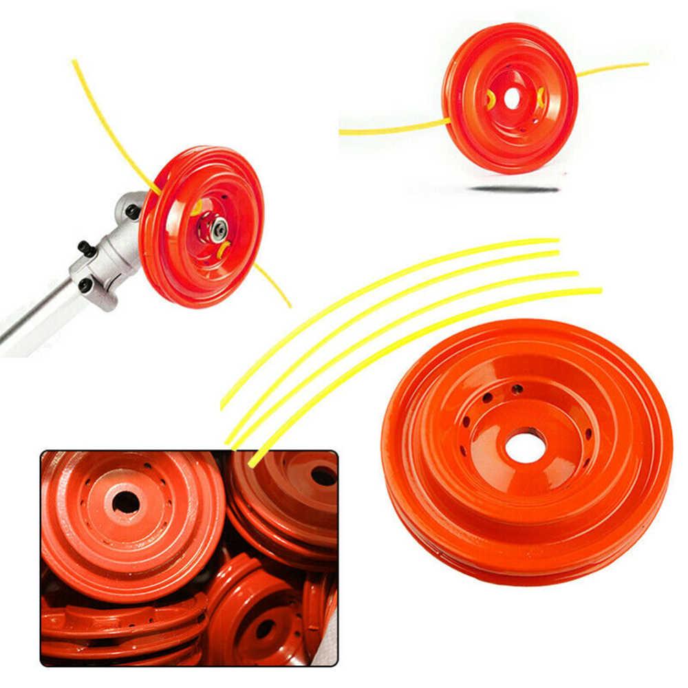 Профессиональный Высокое качество скашивания Алюминий сплав Триммер-кусторез Strimmer линии скашивания провода газонокосилка инструмент для прополки