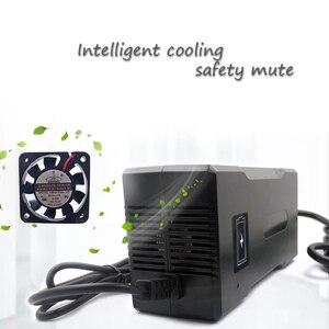 Image 3 - 長江42v 5Aバッテリー充電器36v 10sリチウム電池M365電動自転車電動工具ce、fccロッシュ