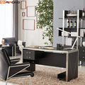 1.4m Small Size Simple Design Home Study Room Black Writing Office Work Computer Desk Table