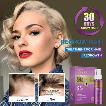 Esencja na długie rzęsy olej w sprayu szybki wzrost włosów naturalna kuracja przeciw wypadaniu włosów rozwiązanie do włosów produkty do pielęgnacji włosów tonik do włosów tanie i dobre opinie 20161221 Produkt wypadanie włosów Polygonum muleiflorum 1Bottle 60ML yfy02