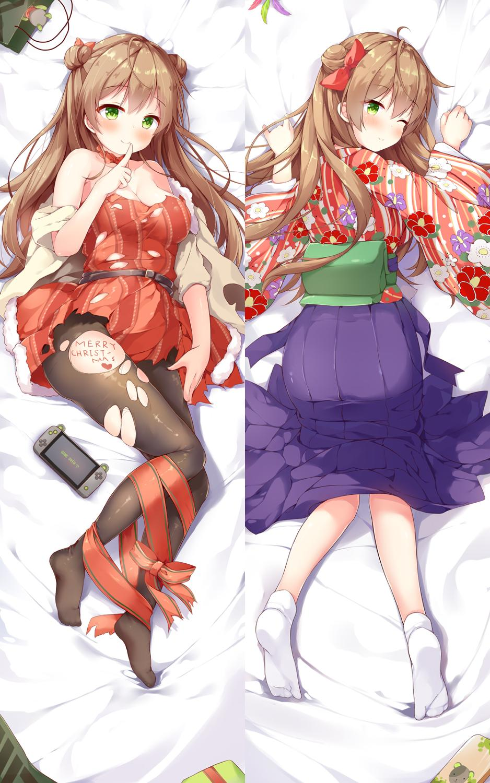 cirno's Store Original anime Christmas characters sexy girl body pillow cover RFB girls frontline Dakimakura