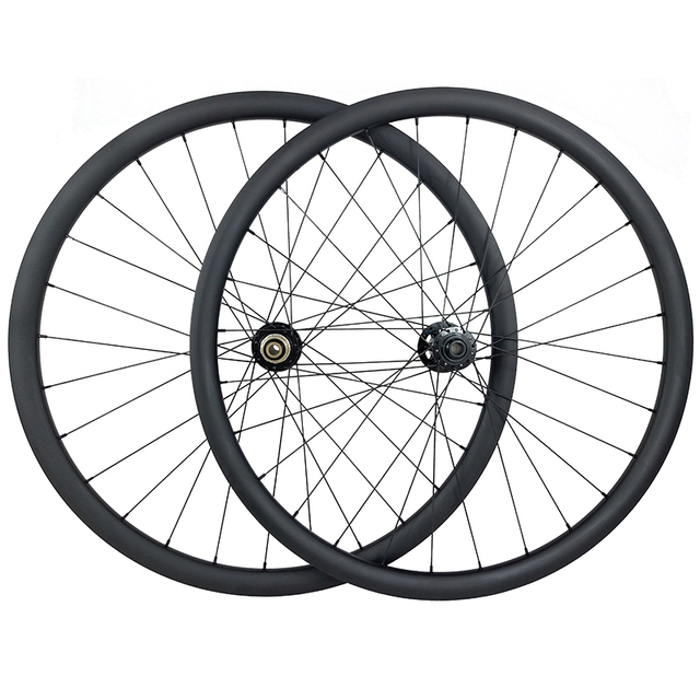 29er MTB light XC tubeless 34mm carbon boost wheels 30mm depth Novatec D791SB B15 D792SB B12 disc hubs Pillar triple butted 2015