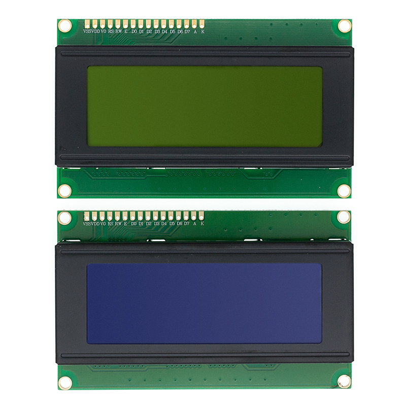 20x4 ЖК-модули 2004 ЖК-модуль со светодиодным синим/ярким белым символом